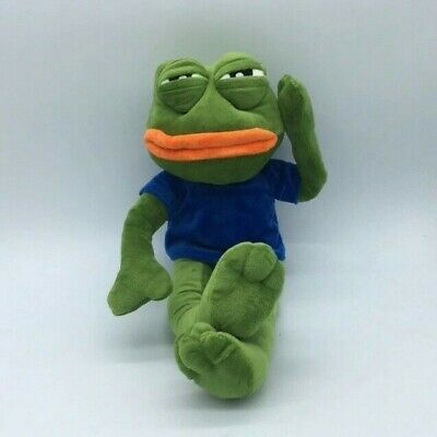 Pepe the frog meme plush toy - 42cm