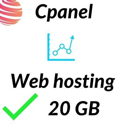 Webmasters Unlimited Hosting Websites Cpanel Ssd Web Hosting 12 Month Managed