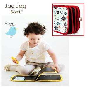 NEW JAQ JAQ BIRD DOODLE IT BOOK - 108881722 - REUSABLE COLORING  DRAWING BOOK WITH ZERO DUST CHALK - KID'S - SUBMARINE