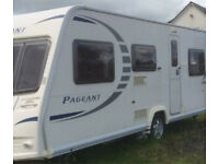 6 Berth Bailey Pageant Series 7 Bretagne (2010)