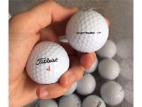 Titleist DT Trusoft Grade A x45 golf balls