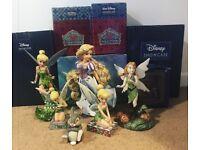6 Disney collectible ornaments