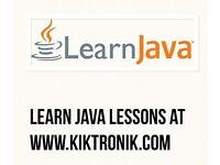 Free Java lessons