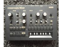 KORG MONOTRIBE ANALOGUE SYNTH