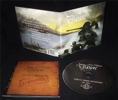 JUST BEFORE DAWN - Precis Innan Gryningen CD | Bolt Thrower Interment Vanhelgd
