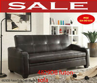 Model 4829DB, futon sofa
