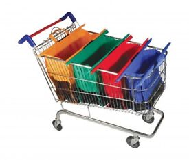 Set of brand new trolly bags