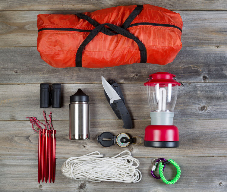 What to Consider When Packing Emergency Camping Items
