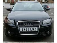 AUDI A3 2.0 TDI, automatic, drives fast, Car in good condition. 2008