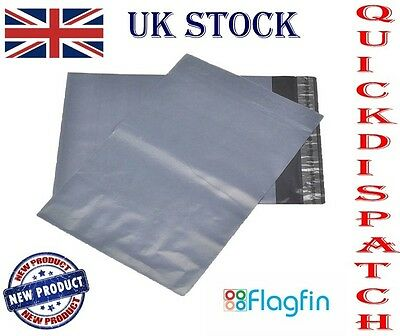50 x Strong Large Gray Postal Mailing Bags 6