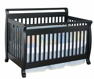 "DaVinci ""Emily"" 4-1 Convertible Crib w/ Mattress"
