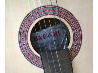 acoustic / classical ' hatashi guitar ( made in japan ) '