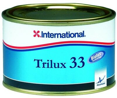 INTERNATIONAL TRILUX ANTIFOUL ANTIFOULING 375ML BOAT YACHT PAINT