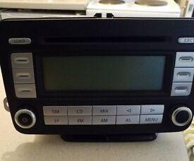 VW RCD 500 CD/Radio Multidisc