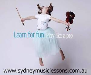 Music lessons Sydney - Inner West Music Studios Stanmore Marrickville Area Preview