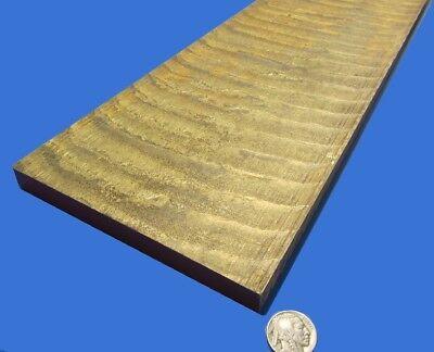954 Bronze Oversize Flat Bar 12 Thick X 6 Wide X 12.0 Length