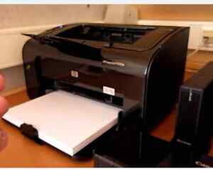HP P1102W Laserjet Pro Wireless Printer
