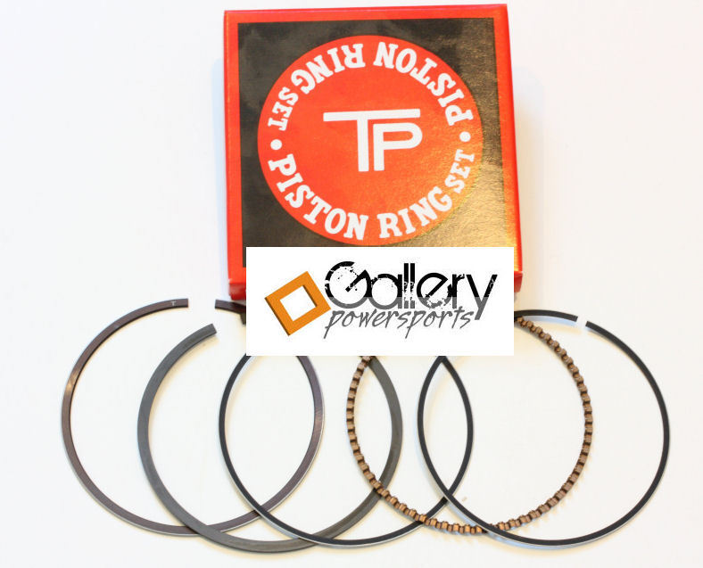 HONDA TRX350 Rancher 4x4  00-04 Piston and Ring Kit  Standard Stock 78.50mm