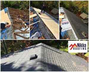 Nikko Roofing - Professional and Insured!!! London Ontario image 5