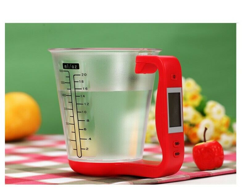 Digital Measuring Cup Multifunctional Kitchen Electronic Measuring Cup