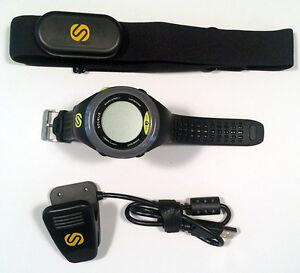 Montre d'entraînement Soleus GPS Sole avec cardiomètre (SG007)
