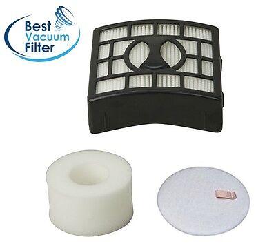 Used, HEPA, Foam & Felt Filter Set for Shark Rotator Vacuum NV680 fits XFF680 & XHF680 for sale  Middleboro