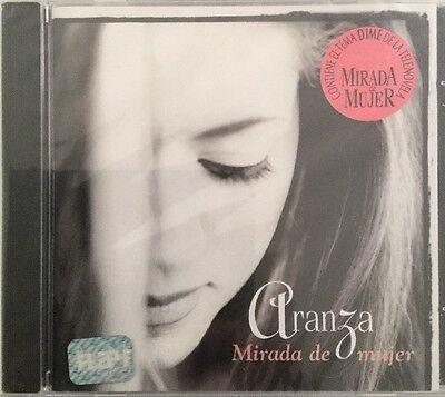 ARANZA Mirada De Mujer CD NEW NUEVO con musica de telenovela - Armando Manzanero (Mirada De Mujer)