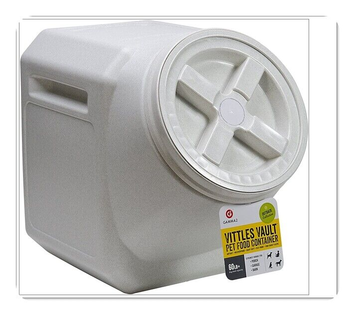 Gamma2 Vittles Vault Outback Airtight Pet Food Storage Container - new mode