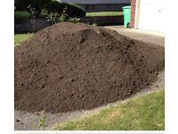 Pure screened Topsoil