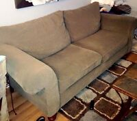 Comfortable Sofa from Sears