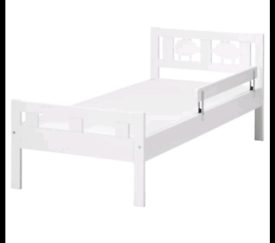 Bed and mattress for kids