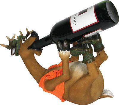 Винные шкафы Deer Wine Bottle Holder,tabletop