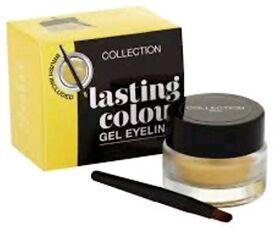 Gel eyeliners (NEW)