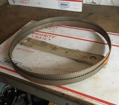 Lenox Metal Cutting Band Saw Blade 12 144 X 1 X .035 4 Tpi Raker
