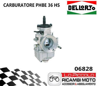 06828 Carburettor Dell'Orto Phbe 36 Hs Cagiva Mito Indicator KTM Husquarna