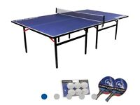 Table Tennis Table, Full Size Folding