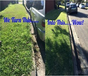 Astonishing Lawn Mowing Blacktown Blacktown Area Preview