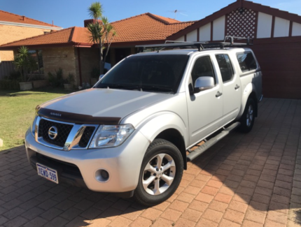 2013 Nissan Navara Ute **12 MONTH WARRANTY** West Perth Perth City Area Preview
