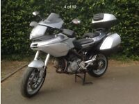 2004 Ducati Multistrada 1000DS, Full Pannier Set
