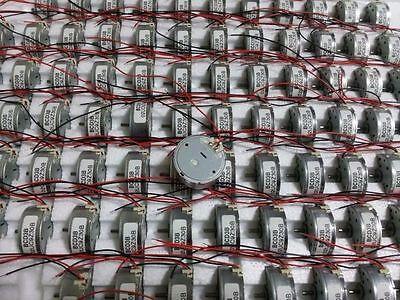 10pcs Dc 3v-9v 300 Micro Motor Mute Motor For Solar Panels From Korea M2283 Ql