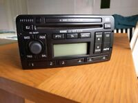 Ford 6006E CD Radio Stereo Head Unit 6 CD multichanger. Focus Mk1. With Code.