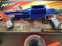 Nerf Gun - Raider CS-35