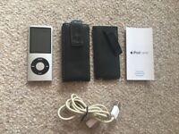 Apple iPod Nano 8GB Silver