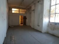 420sq ft Studio/Workshop to rent. bills, service charge included