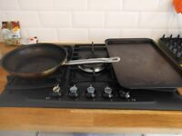Free Teflon Pan and Baking Sheet