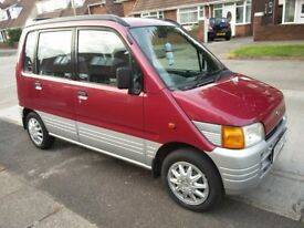 SOLD Daihatsu Move Classic Kei Car 48.4k over £1000 spent