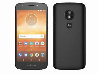 Motorola Moto E5 Play 16GB XT1920-15 Andriod Mobile Smartphone Black Unlocked