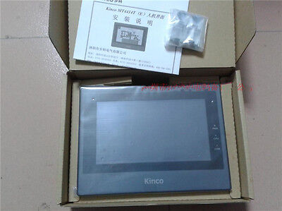 New In Box 7 Hmi Touch Screen Panel Mt4434te Usb Host Ethernet Cable Software
