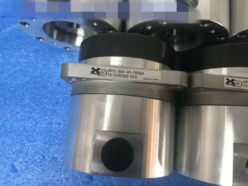 1pc Hd Planetary Reducer Hpg-20a-45-f0gdi Input Hole 11mm Speed Ratio 1:45