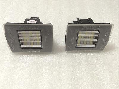 Deckenleuchte LED Kennzeichen Lichter Mercedes Klasse Gla X156 14-18 Genehmigt